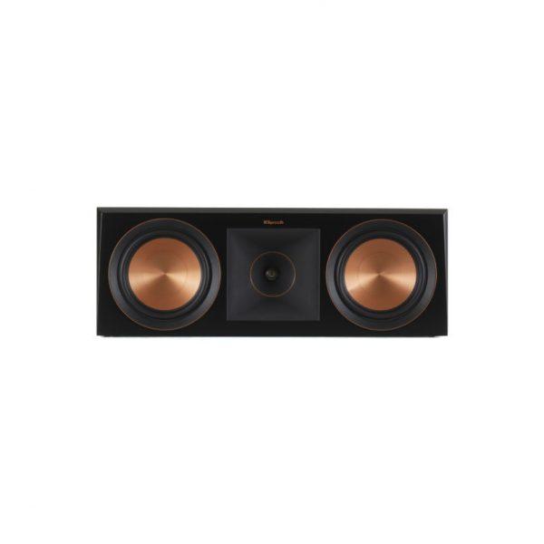 RP-600C_Black-Vinyl_Front